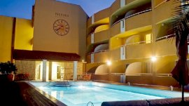 Belenus Thermalhotel belföldi