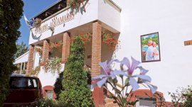 Aquamarin Hotel belföldi